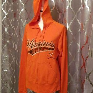Virginia Cavaliers Sweat Jacket